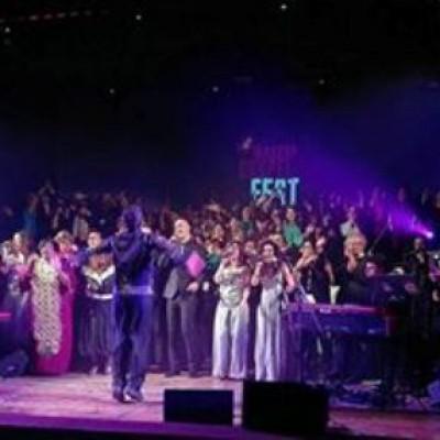 Un mega concerto gospel con 50 elementi